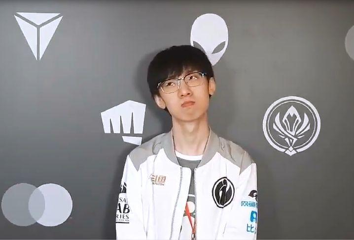 Baolan:我觉得TL可以赢我们 但很难赢G2和SKT